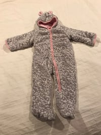 The Children's Place Baby Fleece One-Piece Snowsuit Fairfax, 22032