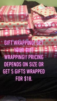 Gift Wrapping 2268 mi