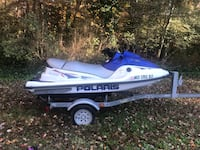 White and blue personal watercraft Springfield, 22151