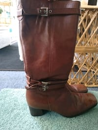 GENUINE LEATHER  BOOTS  Myrtle Beach