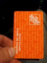 Home Depot gift card 40% off value 541