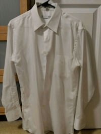 Geoffrey Beene white dress shirt Arlington, 22206