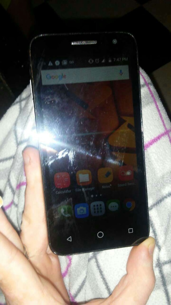 Alcatel one touch pixal 4 5