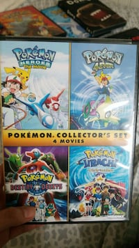 Pokemon Movie Collection  Warrenton