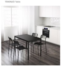 Ikea Tarendo Table ALMOST BRAND NEW  Toronto, M6S