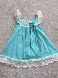 Beautiful baby/toddler girl summer dress - size 12 months Halton Hills, L7G 0B4