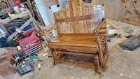 Custom Handmade Wooden Chairs