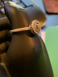 Sterling Silver Diamond Accent Ring Centreville, 20121