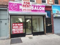COMMERCIAL. STORE FOR RENT 2500 A MONTH  Brooklyn