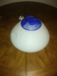 white and blue Vicks humidifier Maplewood, 55109
