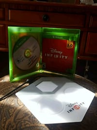 Disney infinity: xbox one game Elkhart, 46514