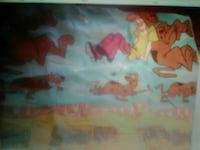 Scoobydoo quilt full size