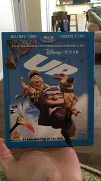 Disney and Pixar's UP Blu-ray and dvd Denver, 80211
