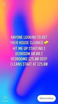 House cleaning Baltimore