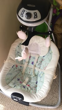 Graco cradle 'n swing
