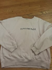 white and black crew-neck shirt Toronto, M3H 1R5