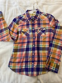 American Eagle Vintage Yellow Plaid  Baltimore, 21218