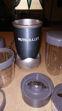 Can You Use Nutri Bullet As A Food Processor
