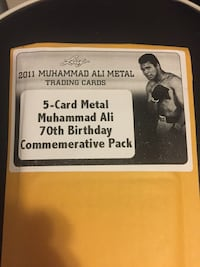 Ali -Metal Cards Ajax, L1S 6B3