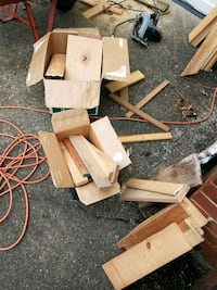 Wood for small projects Virginia Beach