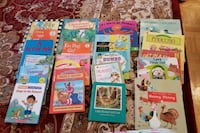 assorted story books in box Ottawa, K2G 2A8