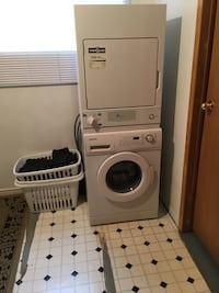 white washer and dryer set Edmonton, T5Z 3A4