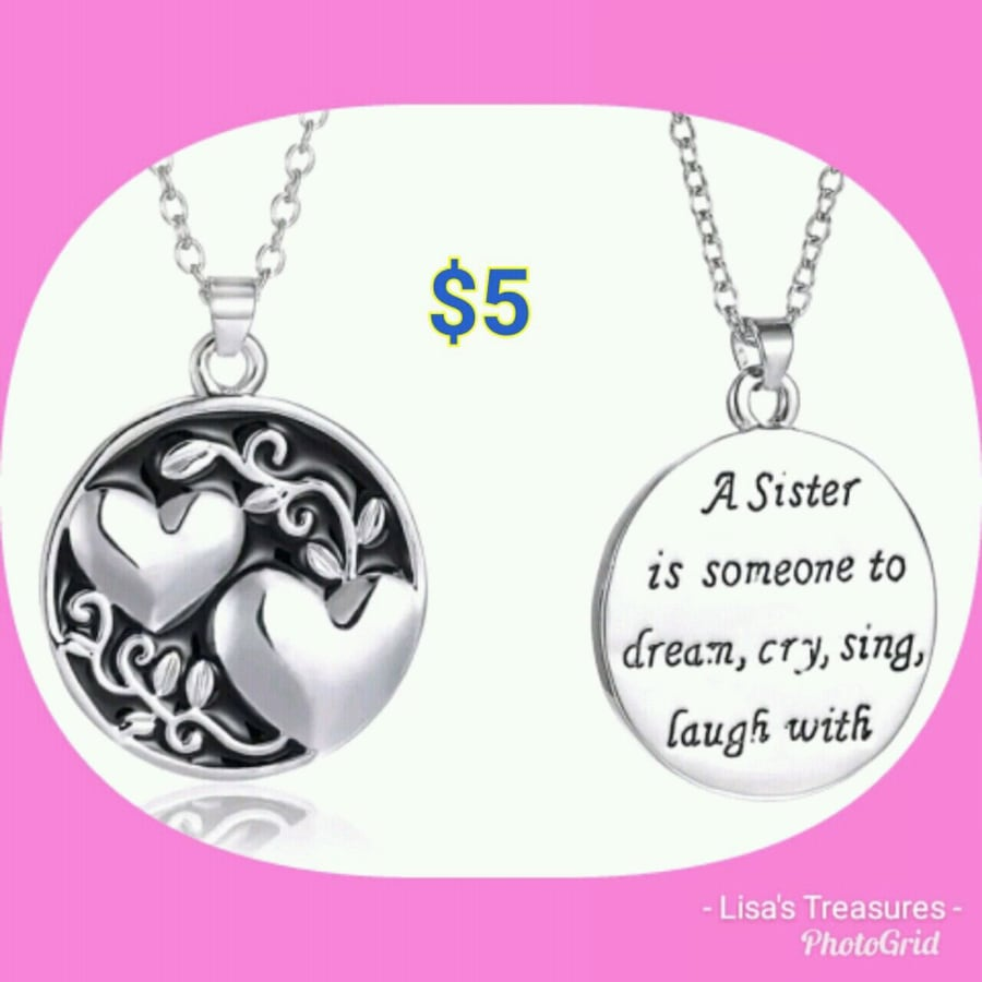 Sister Necklace