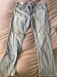 Hollister light denim jeans Waterloo, N2J 2Z2