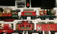 North pole Express Christmas train set  Queens, 11377