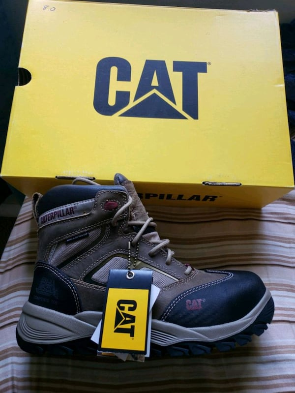 Caterpillar safety boot 7db79c8d-f32a-4d42-bc5a-7f1baad357c7