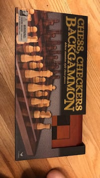 Brown and black wooden chess board  Catonsville, 21228