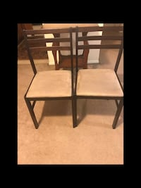 2 new chairs click on my profile picture for more listings inbox me pick up in Gaithersburg Maryland 20877 all sales final  Gaithersburg, 20877
