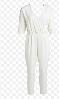 Jumpsuit White still w tags size 36 Oslo, 0272