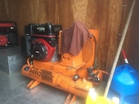 gasoline Air compressor 210 mi
