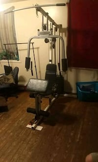 black and gray exercise equipment Wheeling, 26003