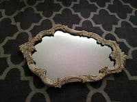 vintage mirror from 1902