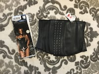 black and white leather tote bag London, N6J 3Z6