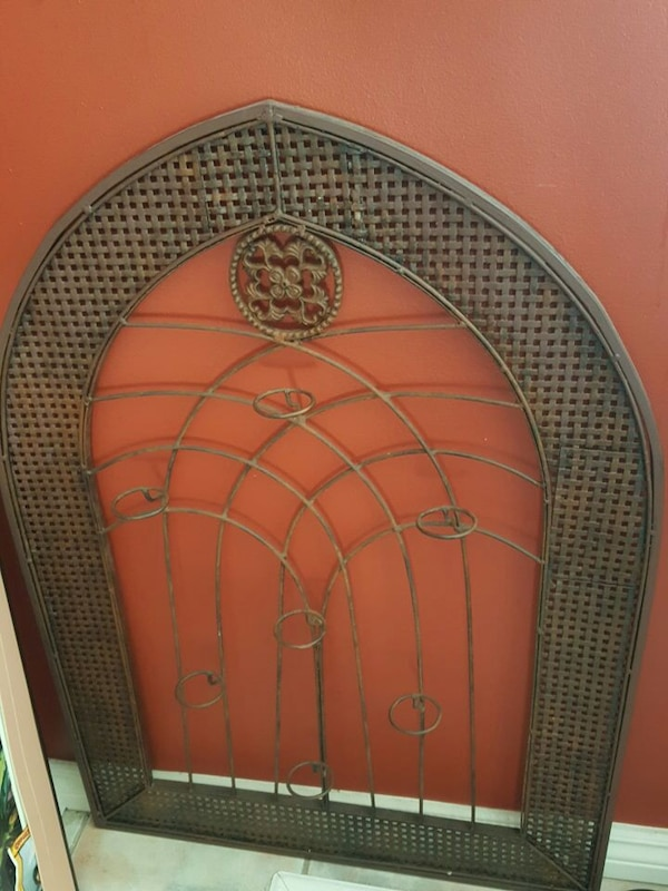 Used Brown Wooden Arch Shape Wall Decor For Sale In Edmonton Letgo