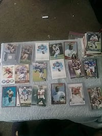 Football cards there are 115 or more cards Stephens City, 22655