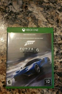 Forza Motorsport 5 Xbox One game case Bowie, 20720