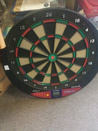 Electronic dart board works $20.00  Dimondale