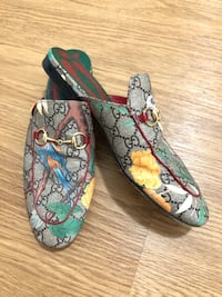 Gucci princetown slippers  New York, 10069