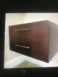 "Made in Canada 100% wood 30"" wall mount vanity  Mississauga, L5N 7A4"