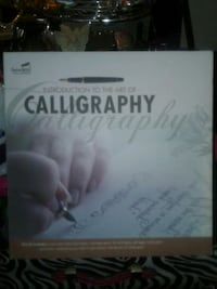 Calligraphy Set w/ Instructional Book