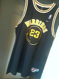 Nike warriors jersey xxl Marina, 93933