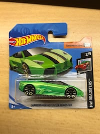 Hot Wheels Lamborghini Reverton Roadster Ankara