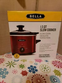 Bella 1.5 quart slow cooker Towson, 21204