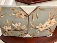 Pair of oil paintings  Naperville, 60564