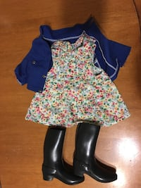 """18"""" doll journey girls clothes blue jacket outfit like American girl  Niagara Falls, L2H 1X3"""