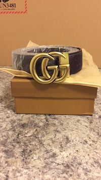 Brown Gucci Belt Calgary, T3N 1J1